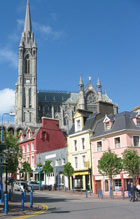 Cobh Cathedral, Ireland